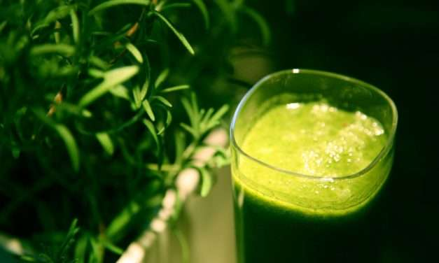 Green Smoothie – A Pre-Workout Booster
