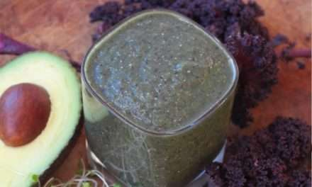 [RECIPE] Post-Workout Green Smoothie Aids Hydration & Recovery