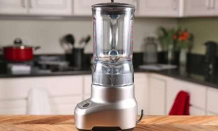 [RECIPE] Blender Review: Breville Hemisphere Control