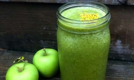 [RECIPE] Winter Green Smoothie – Packed with Superfood