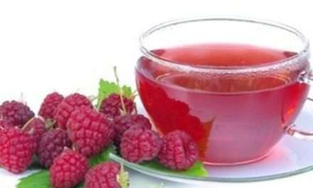 [Recipe] Detox Raspberry Tea Reduces Bloat