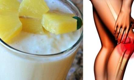[RECIPE] Suffering Knee & Joint Pain? Soothing Smoothie to the Rescue!