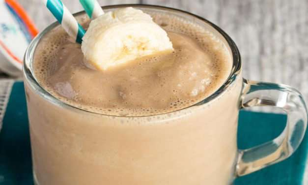 [Recipe] Coffee Breakfast Smoothie