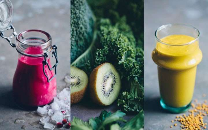 [Recipe] The Secret Behind Color-Coded Smoothies