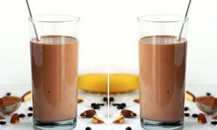 [Recipe] Brazil Nut Chocolate Smoothie to Salute the Olympic Games