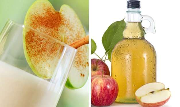 [Recipe] Prevent Overeating with Spiced Apple Cider Vinegar Smoothie