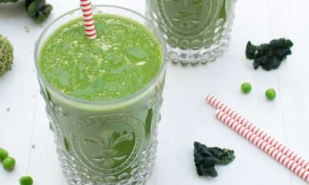 [Recipe] Annabelle's 5-A-Day Green Smoothie