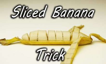 [RECIPE!] See How Sticking in a Needle Creates a Banana Surprise!
