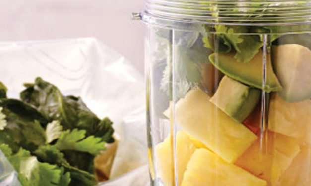 [Recipe] Easy Speedy Tropical Smoothie to Help Weight Loss