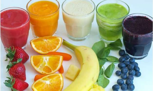 [Recipe] Taste-the-Rainbow Smoothies for Maximum Nutrition