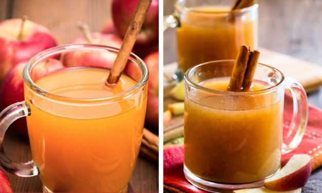 [Recipe] Homemade Apple Cider – No Added Sugar and Only 65 Calories