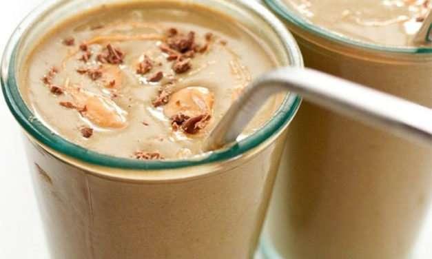 [Recipe] 2 Protein-Rich Peanut Butter Hemp Smoothie