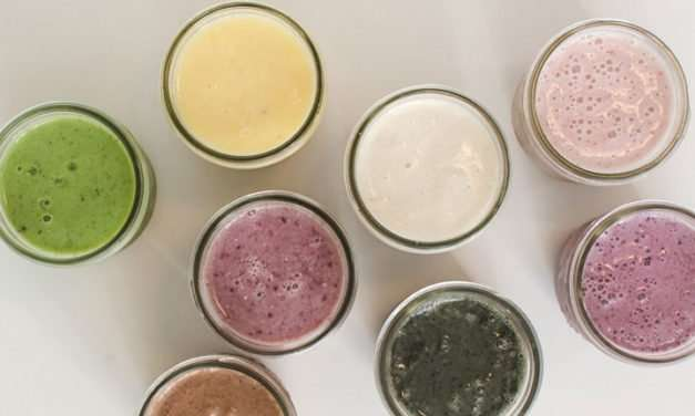 [Recipe] No Right or Wrong Way to Smoothie Plus 3 Low-Calorie Recipes